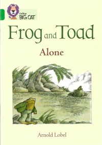 BigCat Frog and Toad Alone 200