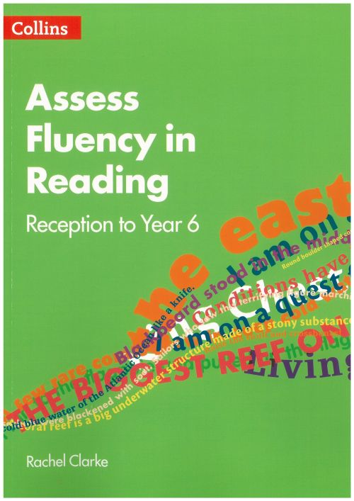 Assess fluency in reading cover 500 6 4 20