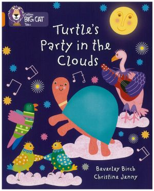Turtles Party in the Clouds - Level 16