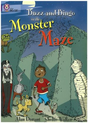 Buzz and Bingo in the Monster Maze - Level 20/21