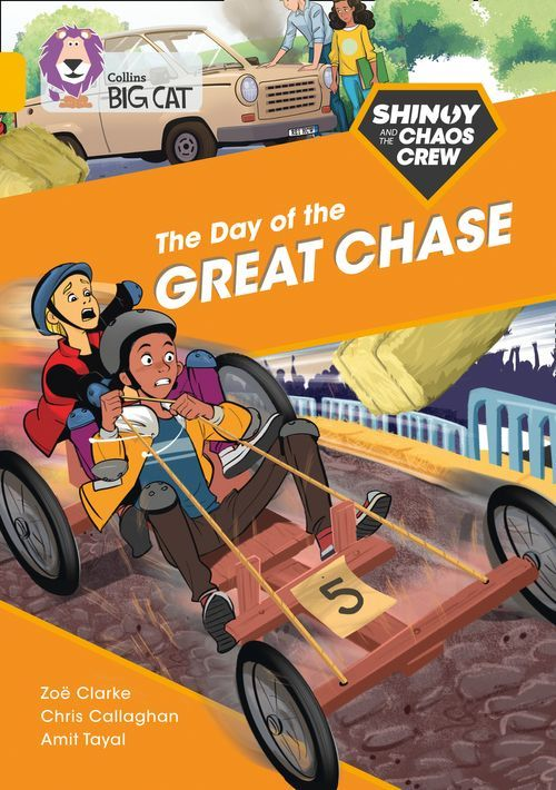 The Day of the Great Chase - Big Cat Gold