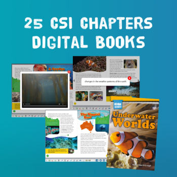 25 CSI Chapters Digital Books