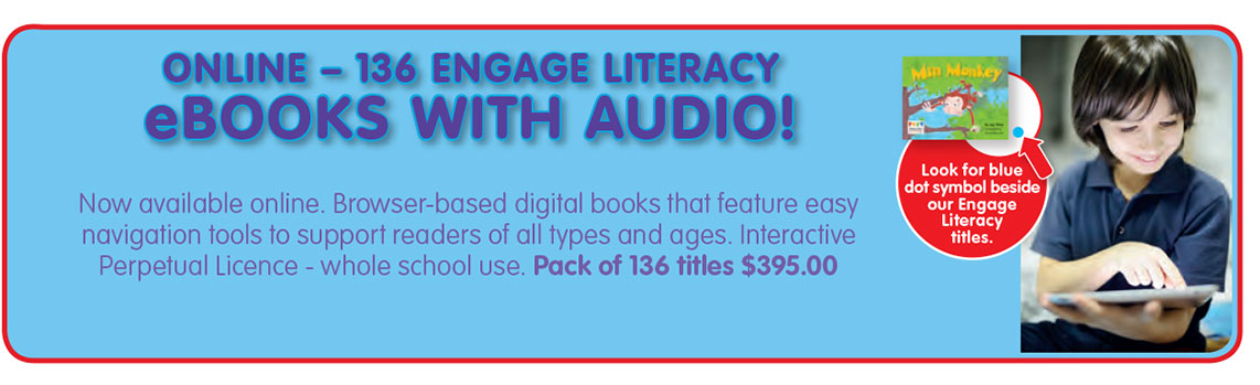 engage online ebooks with audio