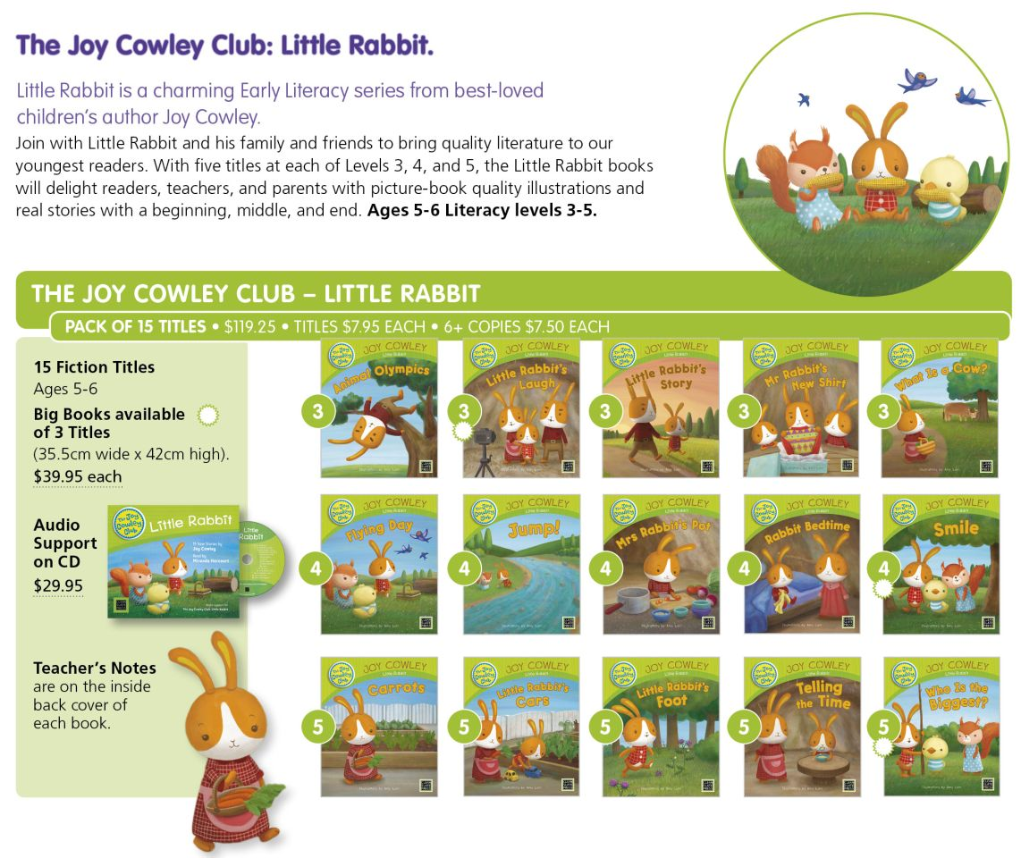 JCC Little Rabbit 1142 2018