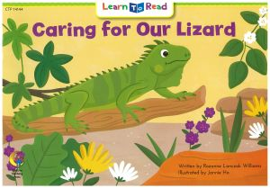 Caring for our Lizard - Level 9-10/F