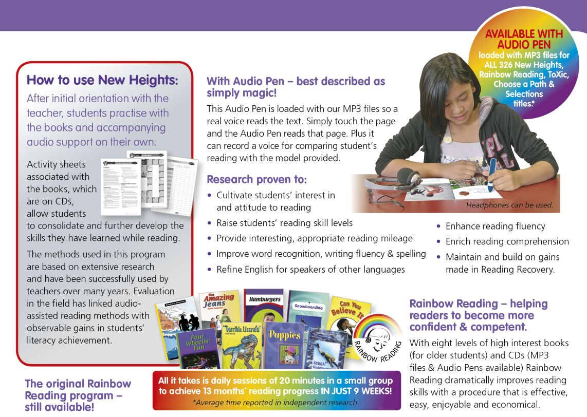 New Heights overview p095