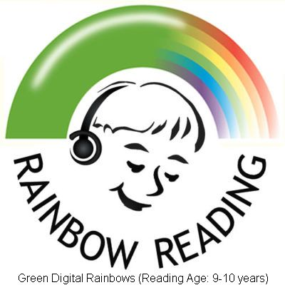 Green Digital Rainbows (Reading Ages 9-10 years)