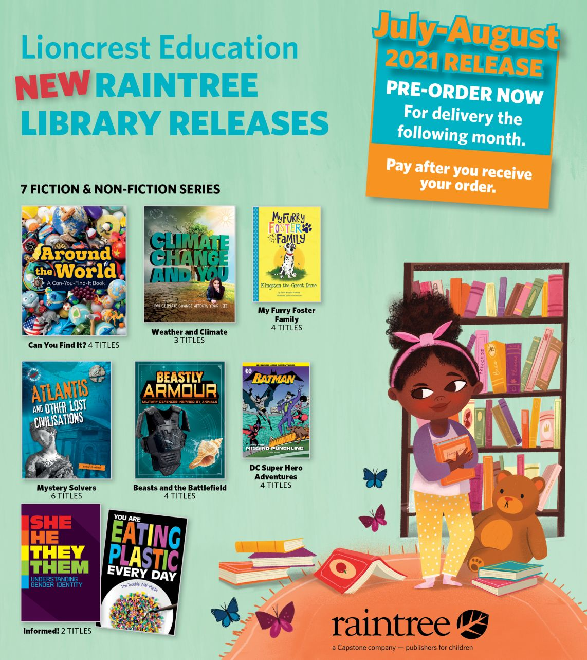 Raintree Library Cover 1142