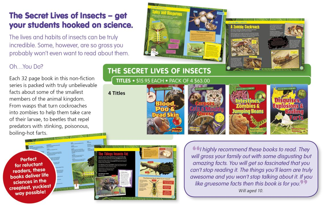 Secret Lives of Insects p149
