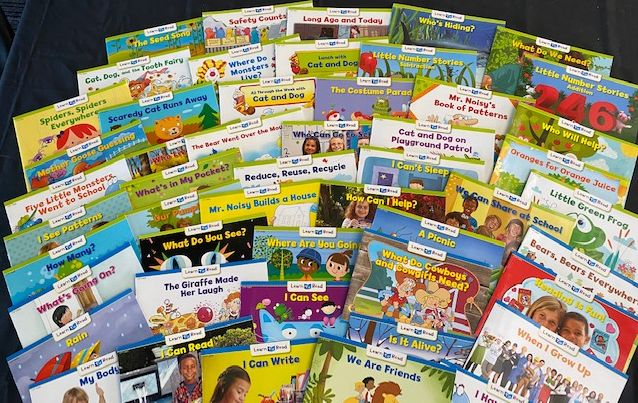Learn to Read take home pack 1